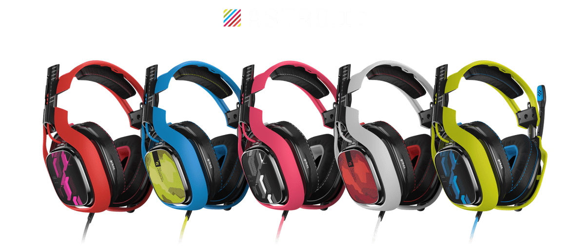Gaming Headsets, Controllers & Accessories | ASTRO Gaming