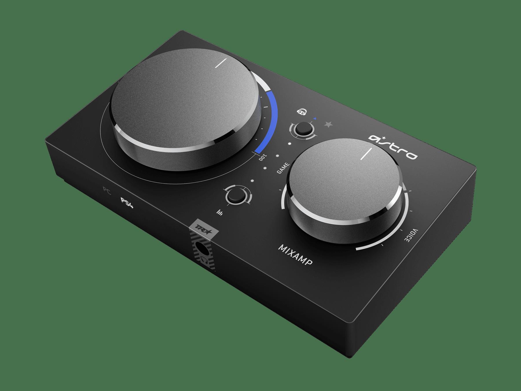 mixamp pro tr ファームウェア