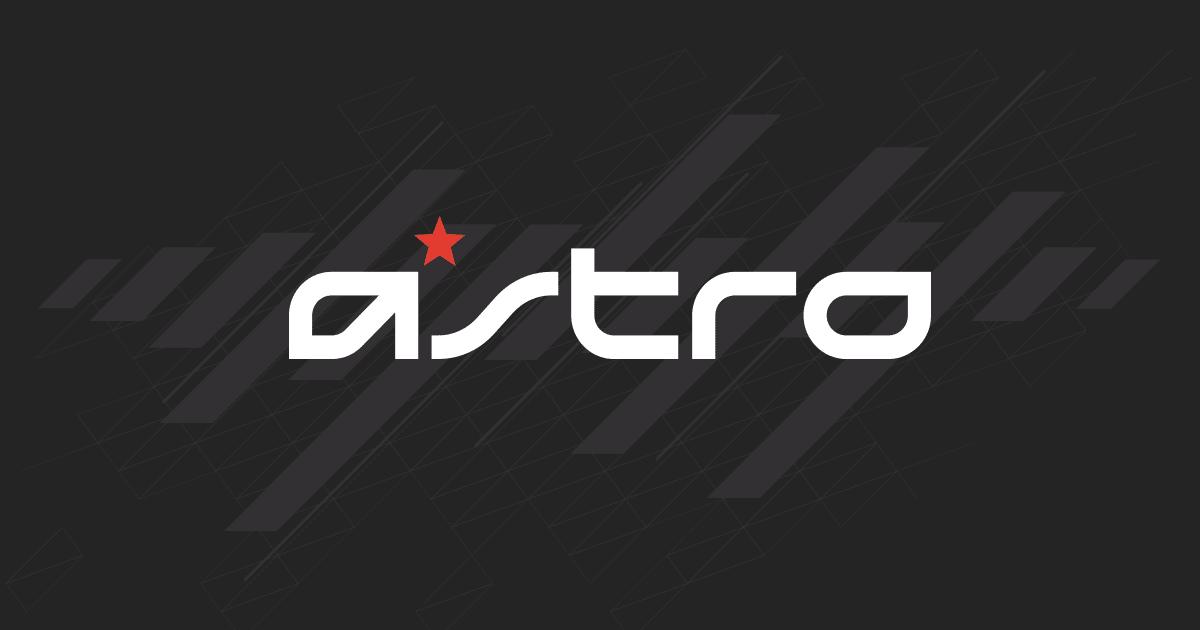 ソフトウェア、ドライバー&ファームウェア | ASTRO Gaming