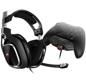 HEADSET A40 TR + MIXAMP M80