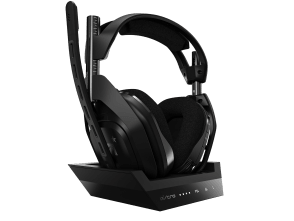 A50 | Wireless Headset + Base Station
