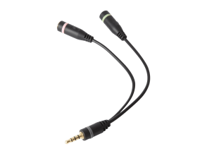 Headset-Y-Adapter