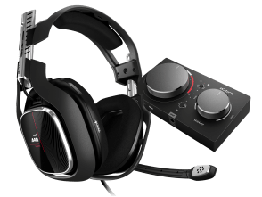 Audífonos A40 TR + MixAmp Pro TR | The ASTRO A40 TR Headset + MixAmp Pro TR is the premier audio solution for esports athletes, content creators and streamers. It meets esports athletes' rigorous standards for audio fidelity, comfort and durability. The MixAmp Pro TR features Dolby Audio™ processing. Mod Kit Ready, the A40 TR adapts to any gaming environment.
