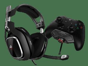 Casque A40 TR avec MixAmp M80 | Noir Xbox