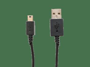 Câble Mini USB | Noir 0.5m