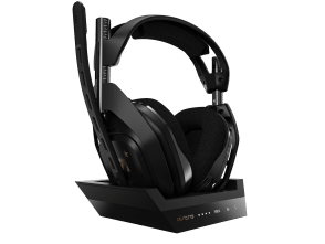 A50 | Headset sem fio + Estação base