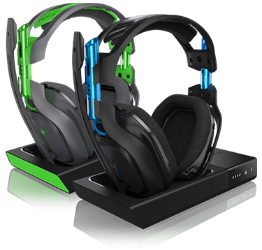 A50 Wireless Headset + Base Station