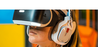 Virtual Reality Headphones