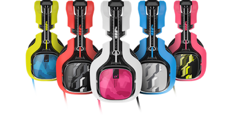 ASTRO ID headsets