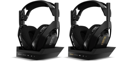 ASTRO A50 headsets