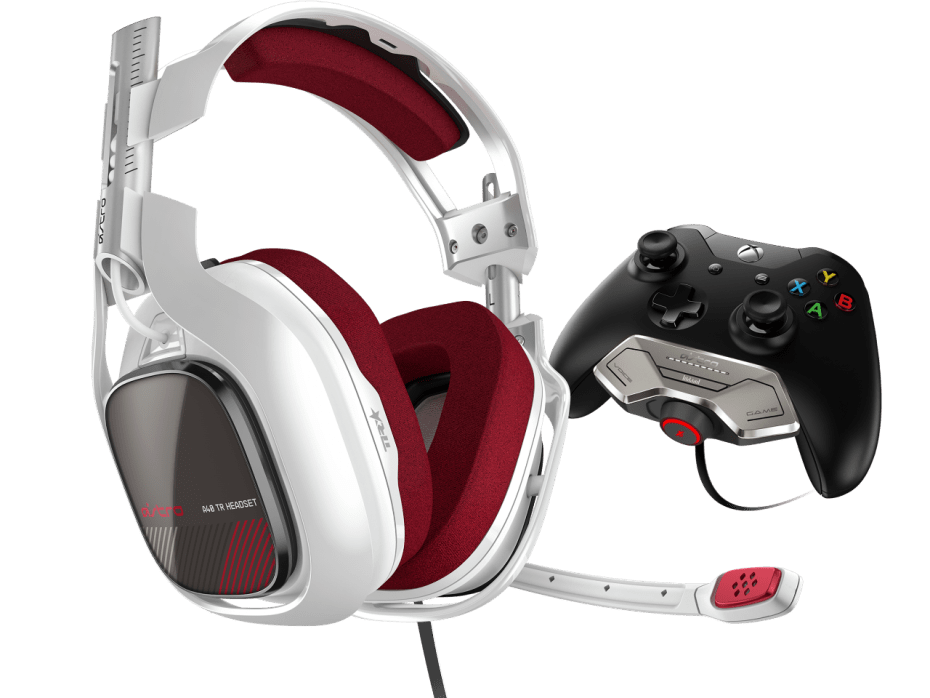 A40 TR Xbox One Headset and MixAmp M80 | ASTRO Gaming