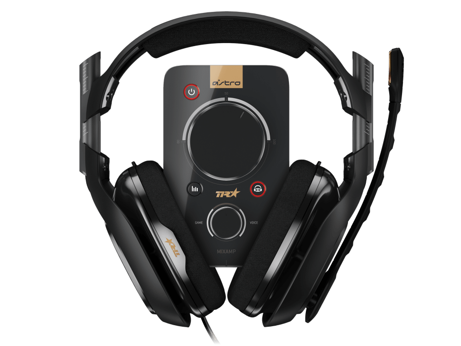 A40 TR Headset with MixAmp Pro TR for PC & Mac | ASTRO Gaming