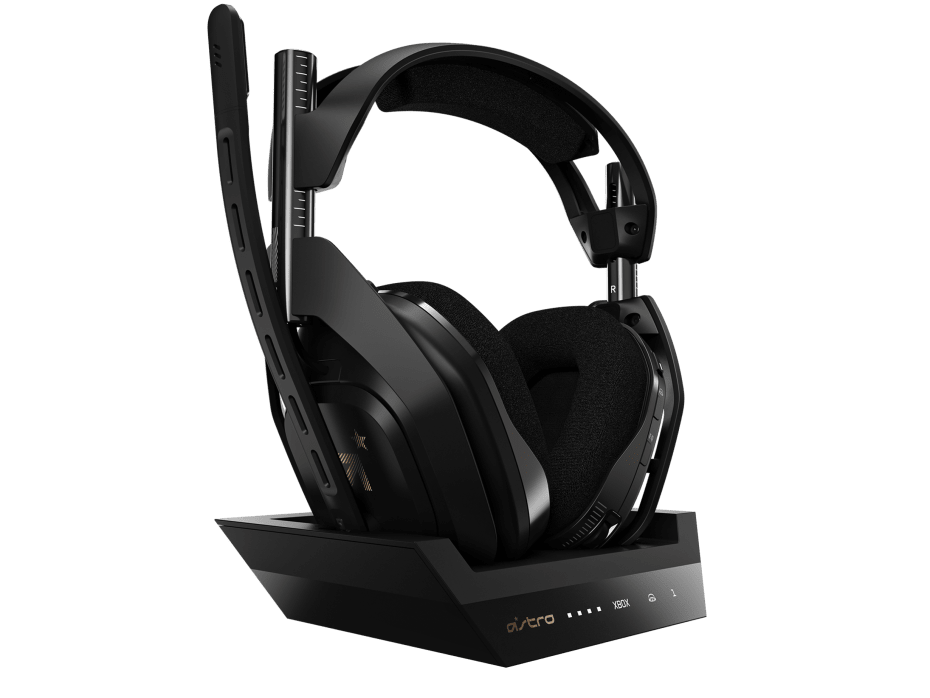 A50 Wireless Headset & Base Station for PC & Mac | ASTRO Gaming