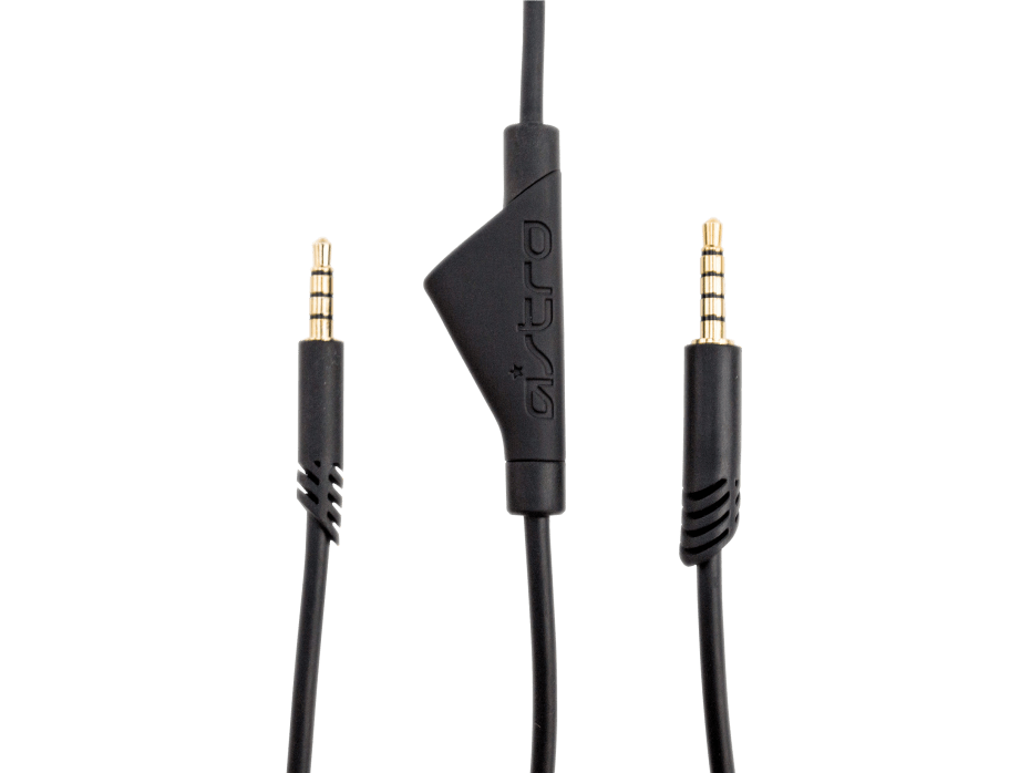 2.0m A40 TR Inline Mute Cable   ASTRO Gaming