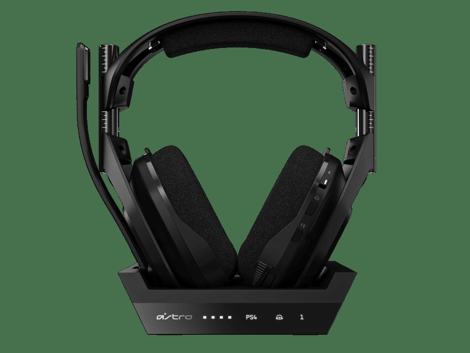 Audífonos con micrófono inalámbricos ASTRO A50 + estación base