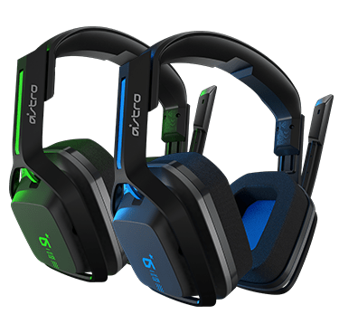 A20 Wireless headset