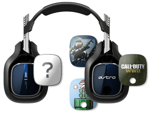 A40 TR CUSTOM SPEAKER TAGS