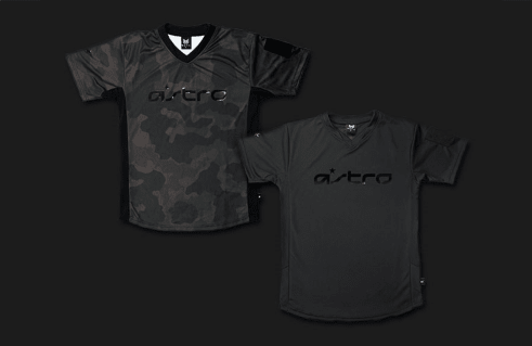 T-SHIRT ASTRO GAMING DE META THREADS