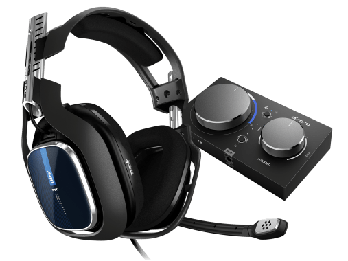 A40 TR Headset + MixAmp Pro TR