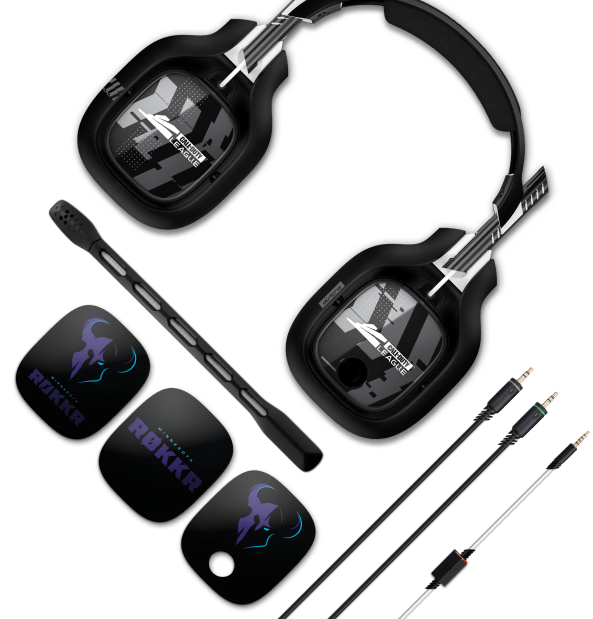 A40 Wireless Headset