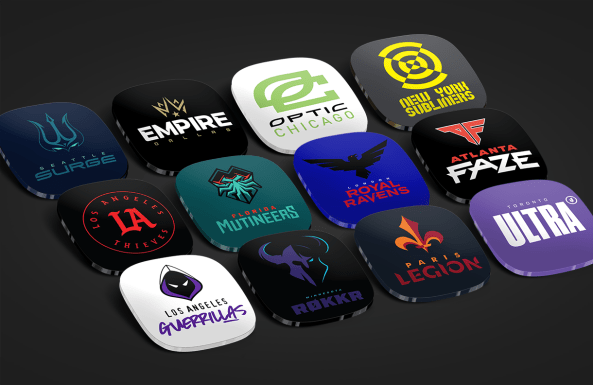 Call of Duty League™ Speaker Tags