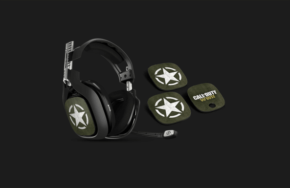A40 TR + MIXAMP PRO TR CALL OF DUTY® WWII EDITION