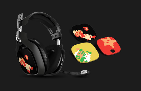 SUPER MARIO BROS.™ EDITION SPEAKER TAGS