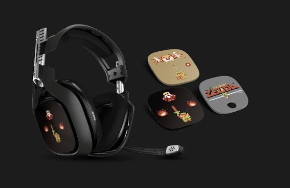 THE LEGEND OF ZELDA™ EDITION SPEAKER TAGS