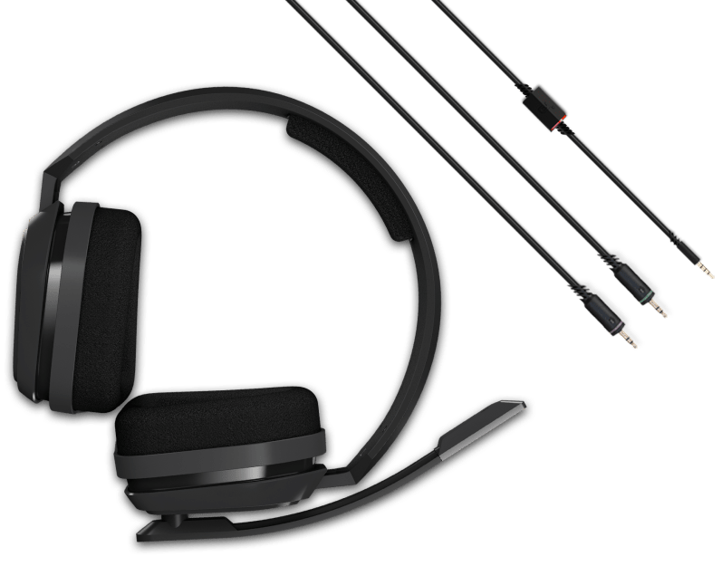 HEADSET A10 + MIXAMP M60
