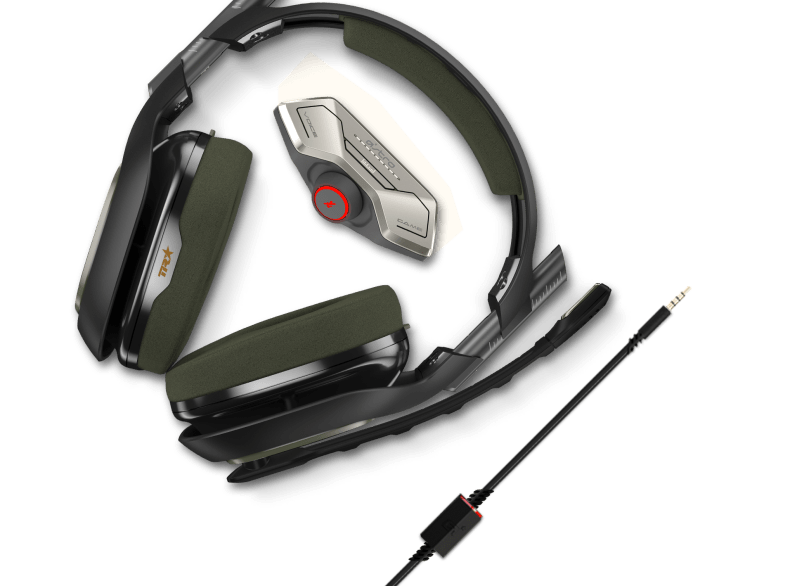 A40 TR Headset with MixAmp M80