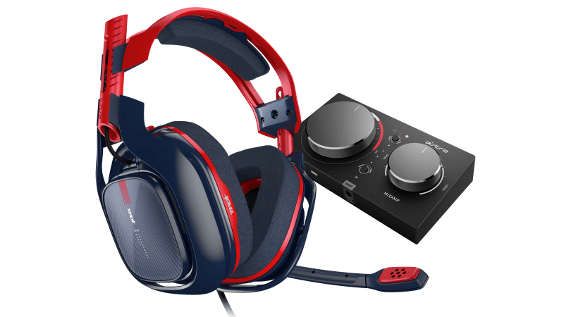 A40 TR Xbox Headset with MixAmp Pro TR | ASTRO Gaming