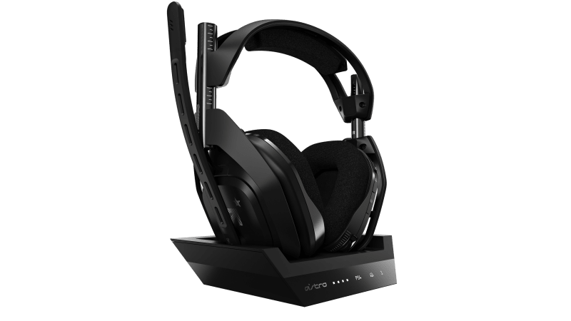 astro gaming casque-micro gaming sans-fil a50 pour ps4 pc