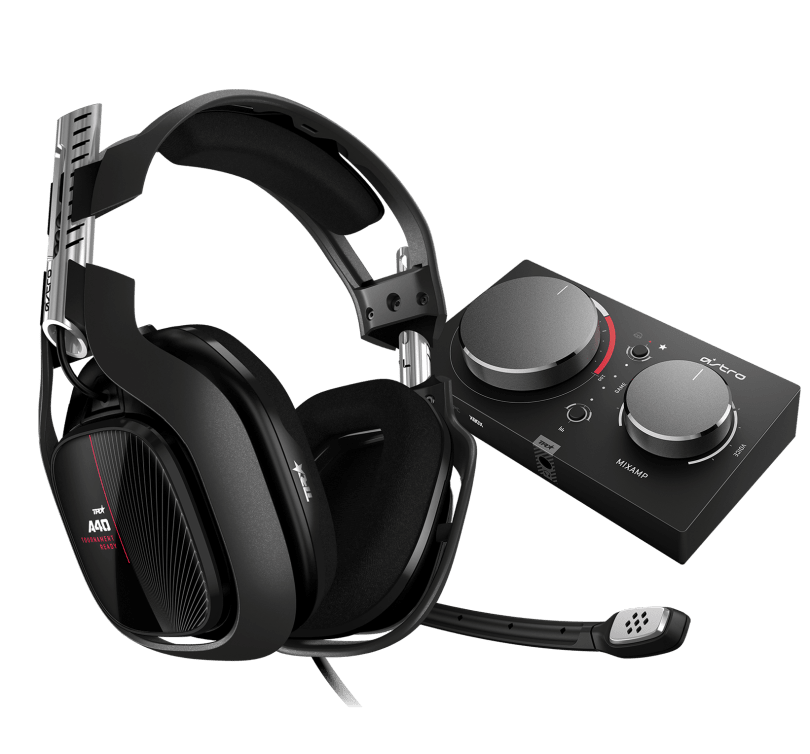 A40 TR Headset with MixAmp Pro TR