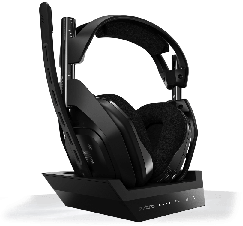 A50 Wireless Headset & Base Station