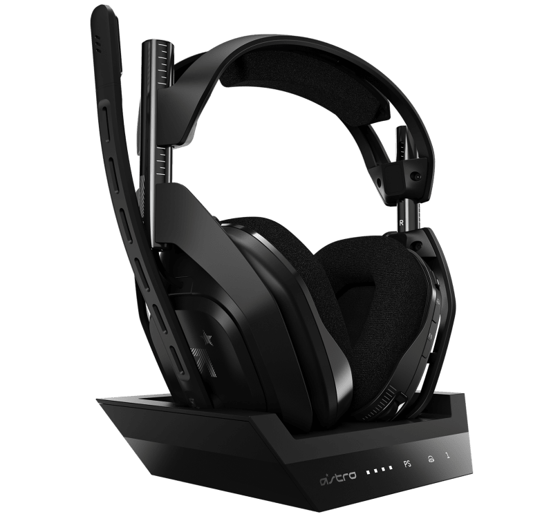 A50 Wireless Headset & Base Station