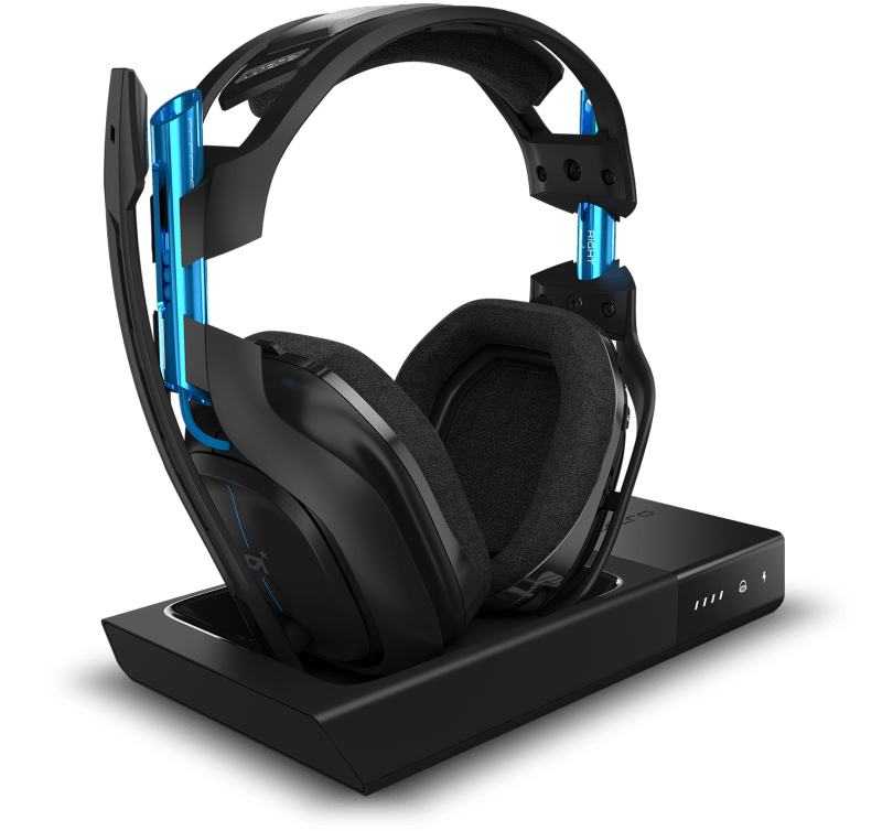 A50 PS4 Wireless Headset & Base Station | ASTRO Gaming