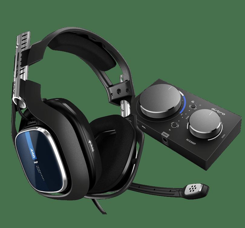Casque A40 TR avec MixAmp Pro TR