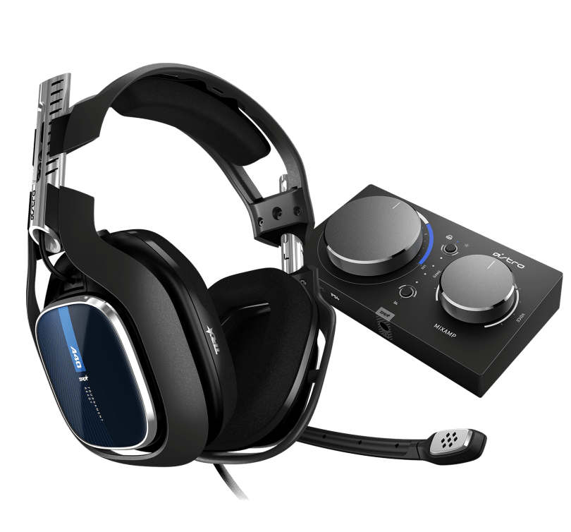 A40 TRヘッドセット + MixAmp Pro TR
