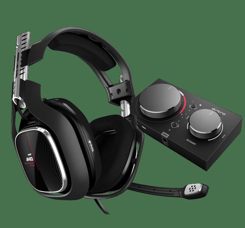 Headset A40 TR com MixAmp Pro TR